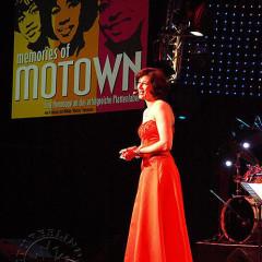 """Carmen Franke modieriert """"Memories of Motown"""""""