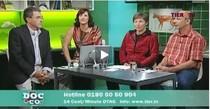 Carmen Franke moderiert Doc & Co