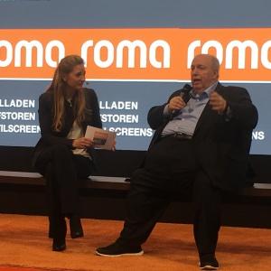 Carmen Franke im Interview mit Reiner Calmund