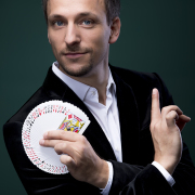 Zauberer Berlin Peter Valance