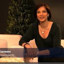 TV Moderatorin Carmen Franke